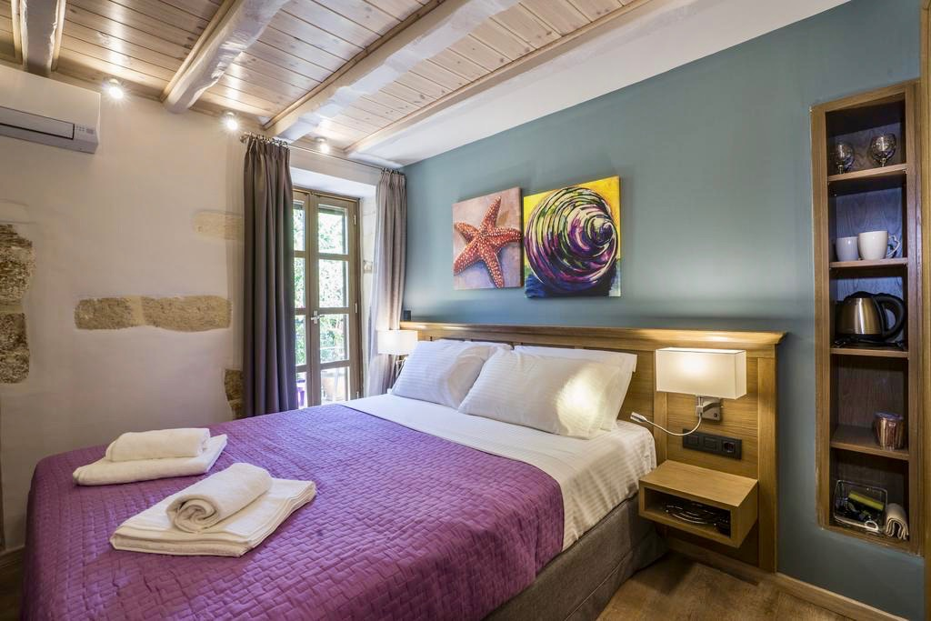 Zimmer des 11City Hotel Chania
