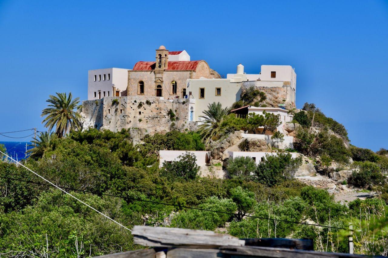 Das Chrysoslitissa Kloster