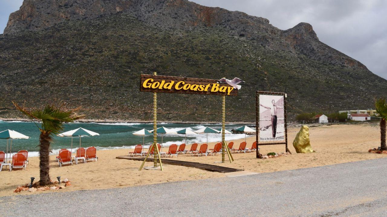 Goldstrand von Kreta