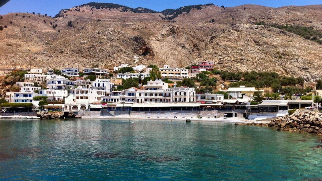 Chora Sfakion Hafen