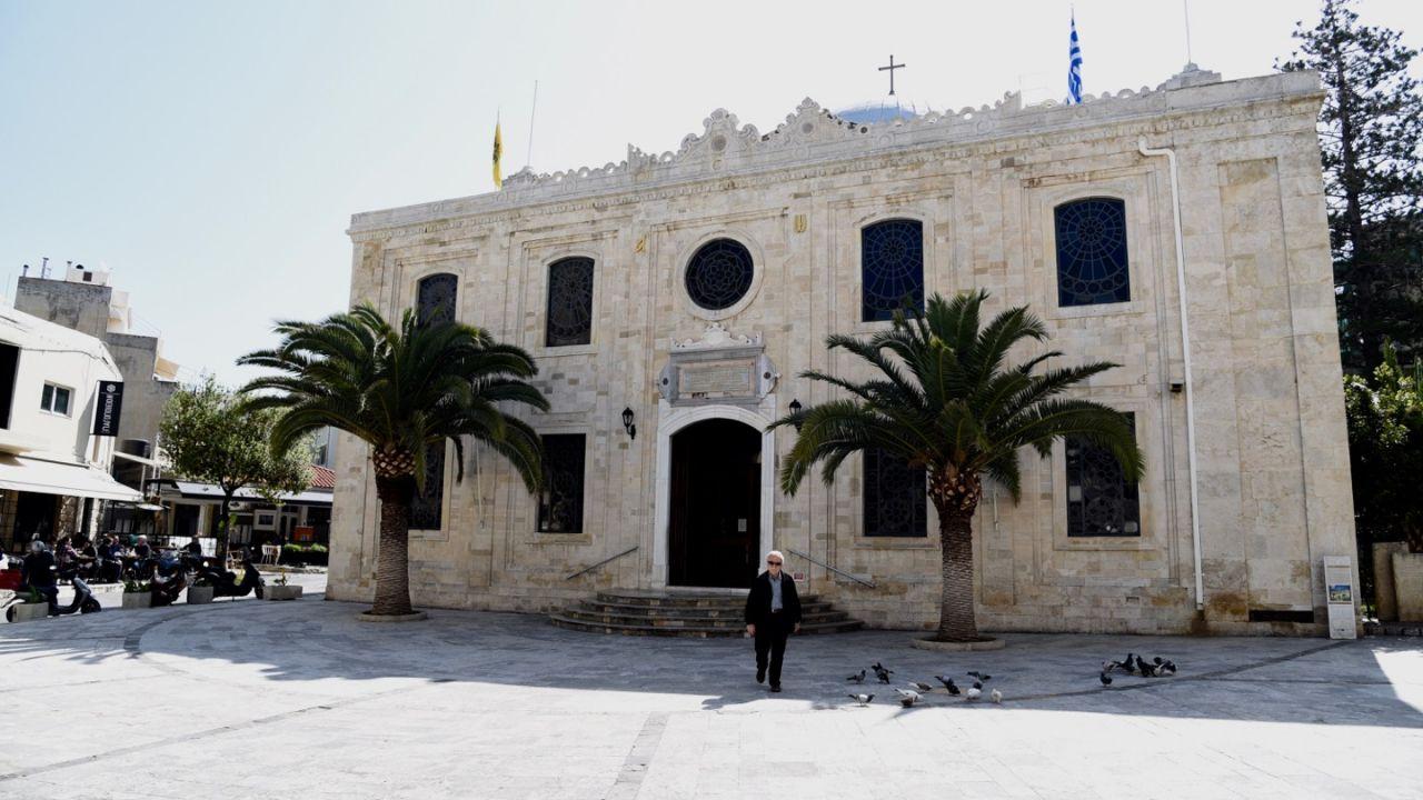 Agios Titos Kirche Heraklion