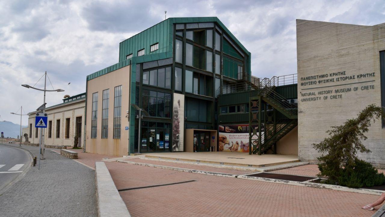 Naturkunde Museum von Heraklion