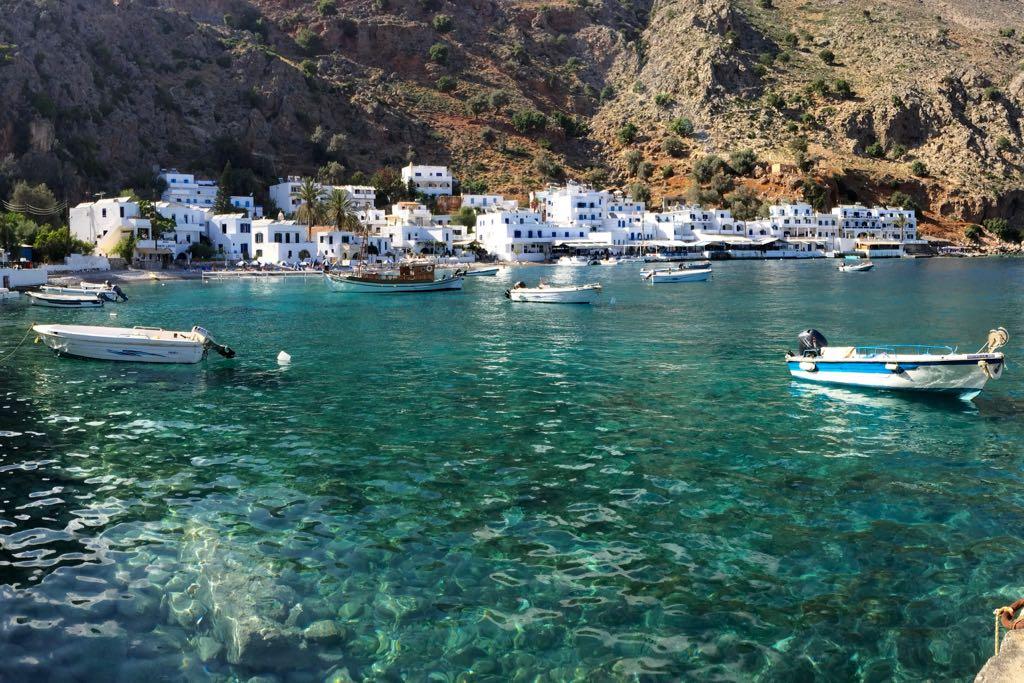Loutro auf Kreta