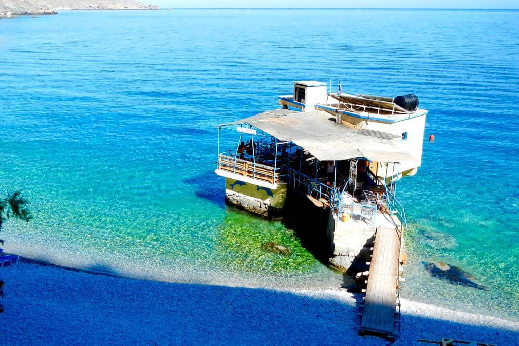 Taverne am Sweet Water Beach