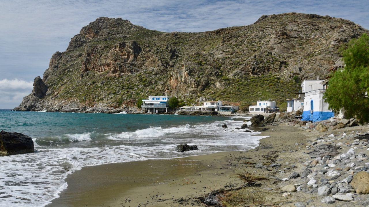 Der Strand von Lendas