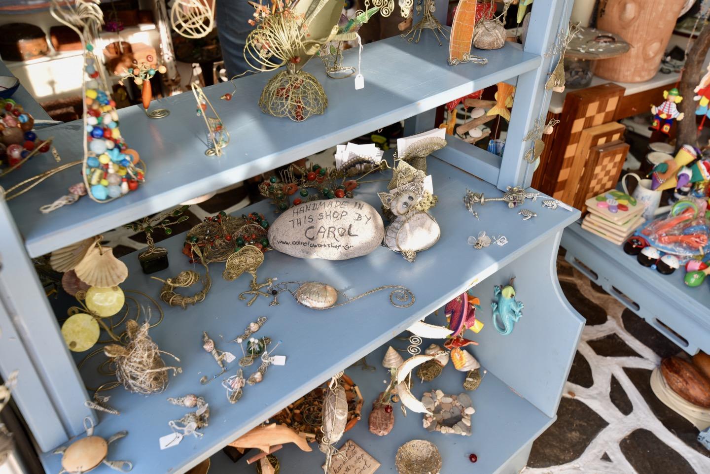 Carol's Workshop Myrthios Kunsthandwerk