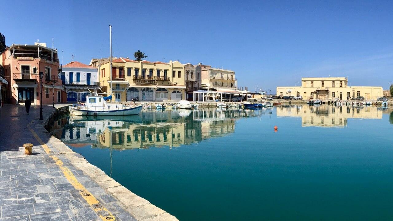 Alter Hafen von Rethimno